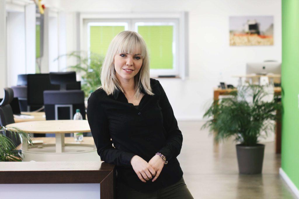 Laura Stock Agrarmonitor Karriere Software Kundenbetreuung betriko